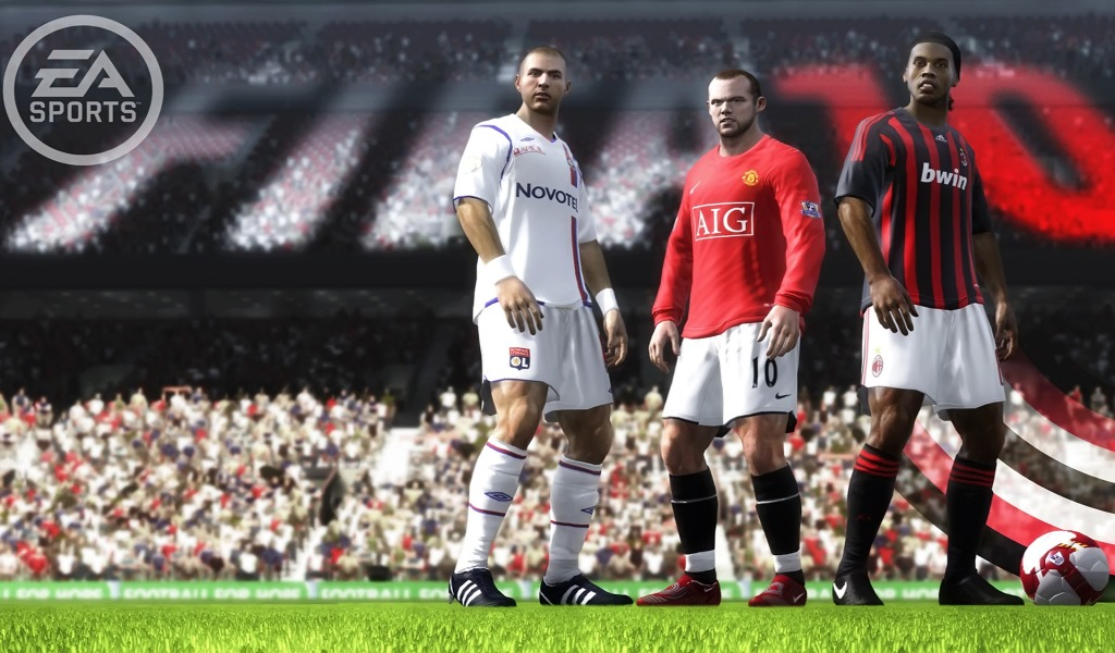 games fifa 2010 free