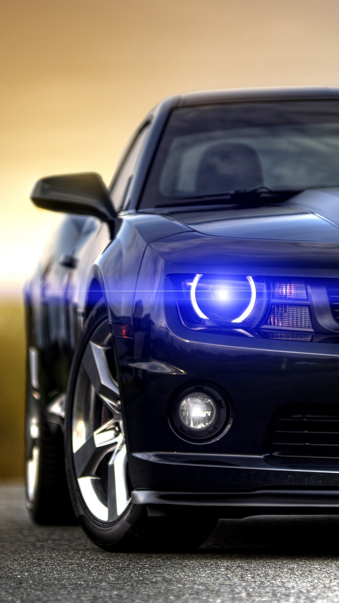 Chevrolet Camaro Muscle Car Wallpapers In Jpg Format For