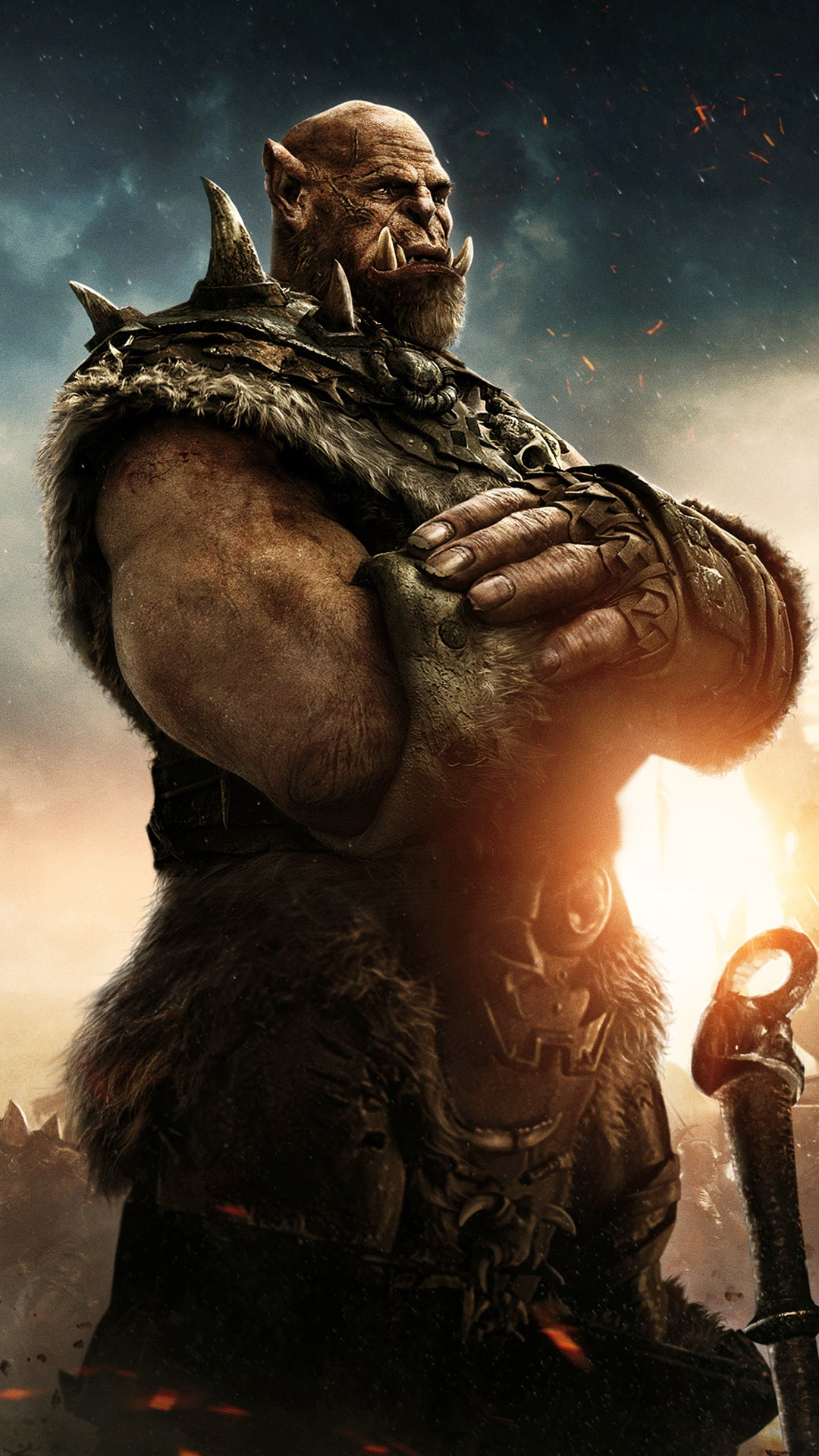 Orgrim Warcraft Movie Wallpapers In Jpg Format For Free Download