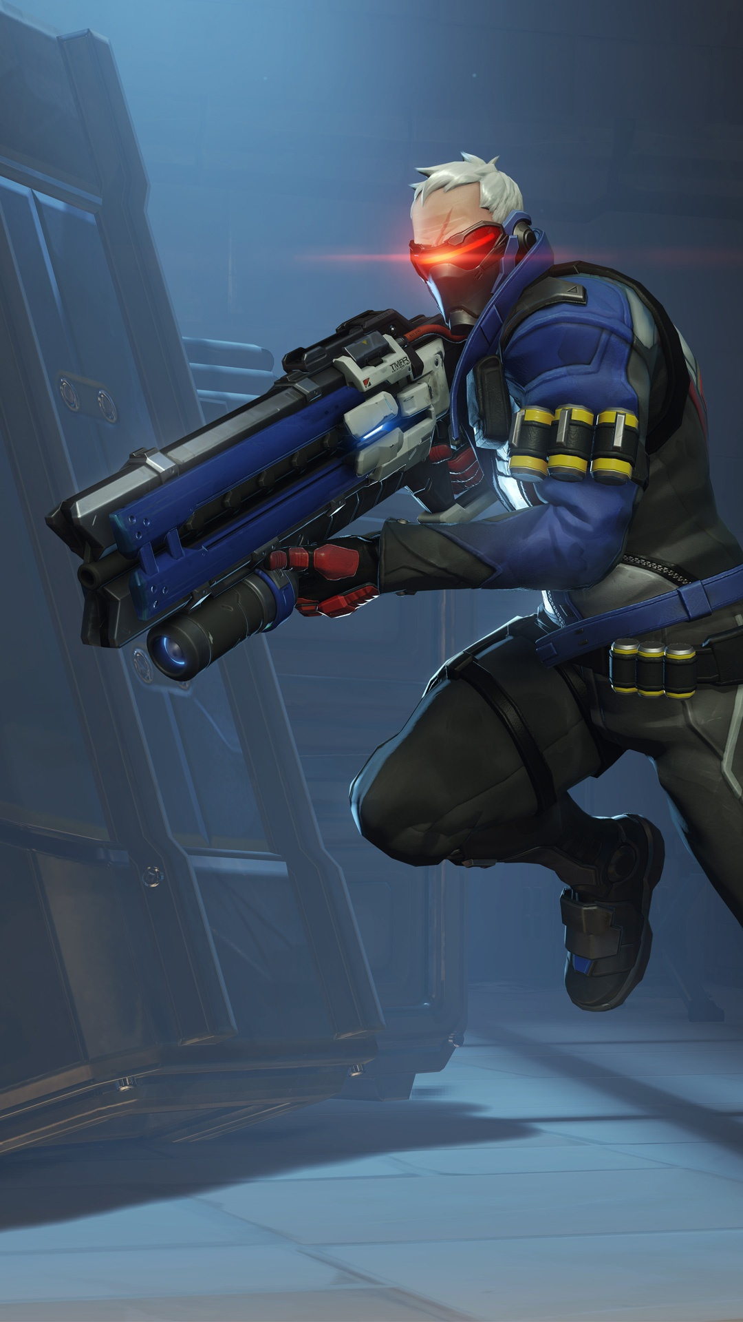 Overwatch Soldier 76 Wallpapers in jpg format for free download