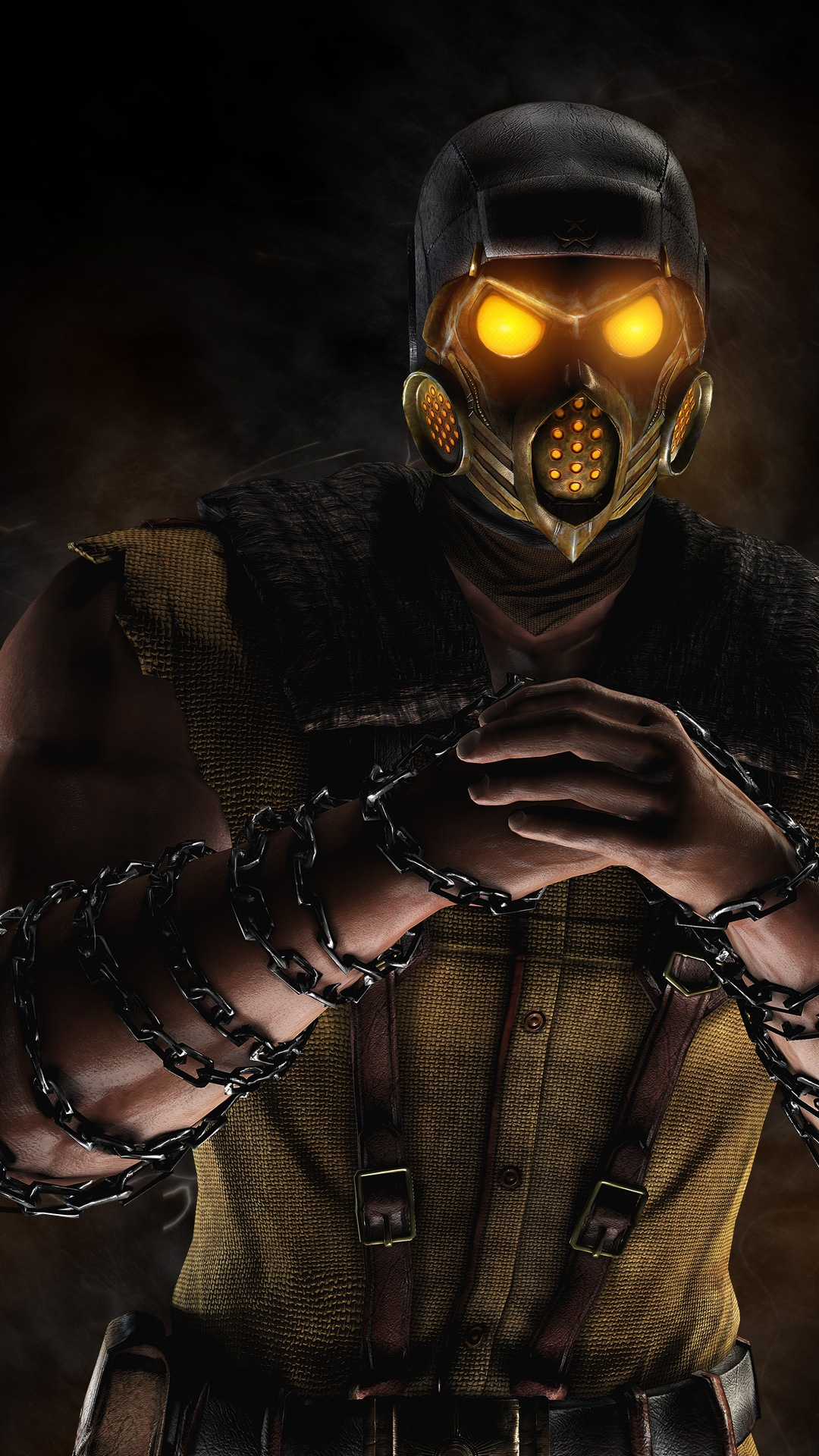 Scorpion Mortal Kombat X Game Wallpapers In Jpg Format For Free