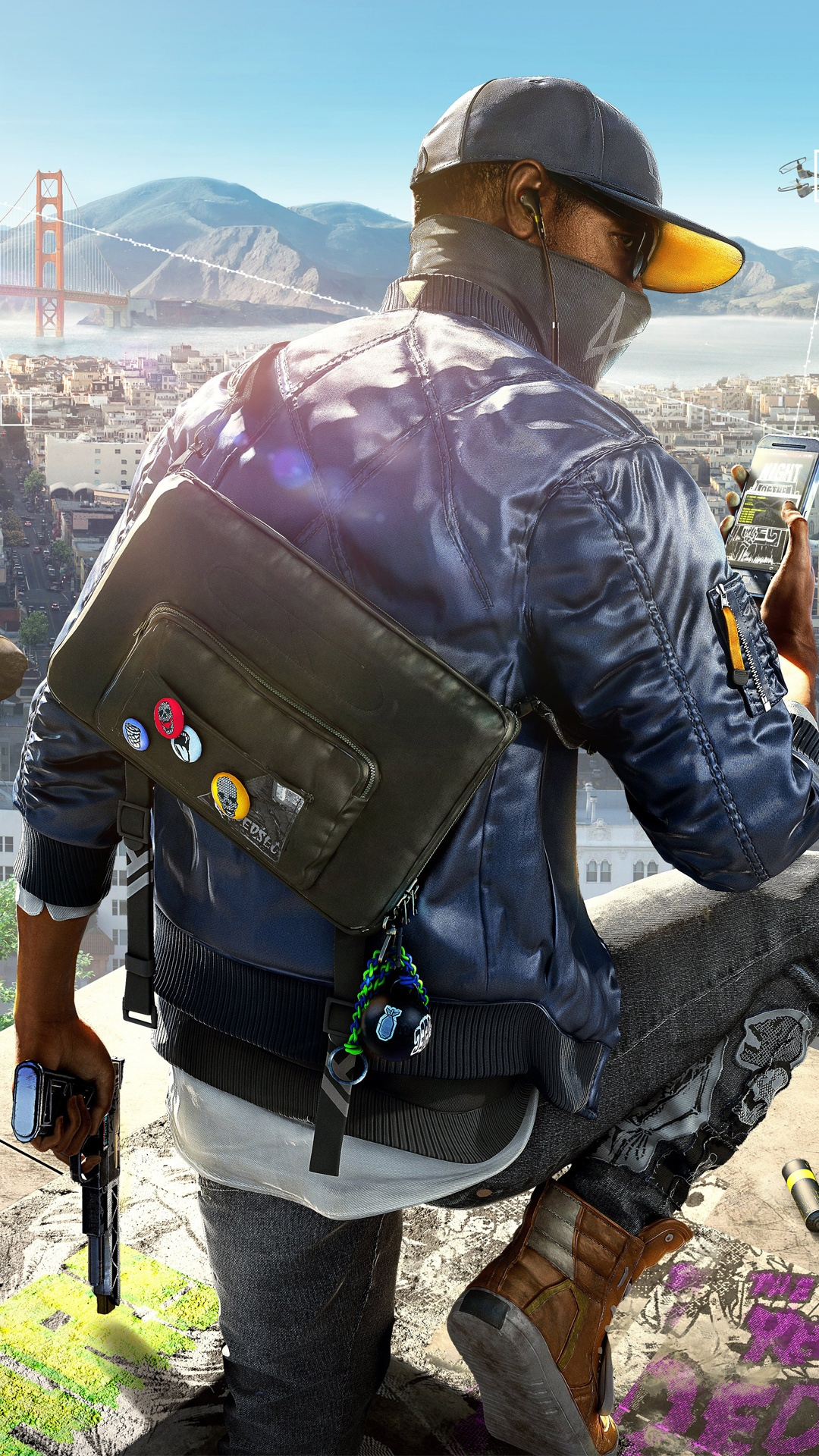 Watch Dogs 2 4k 8k Wallpapers In Jpg Format For Free Download