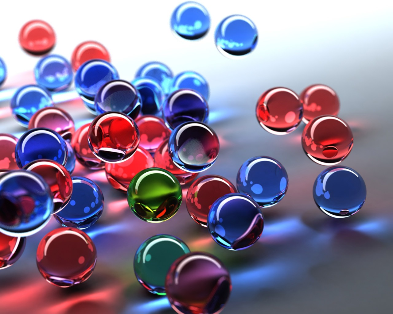 3d Bubbles Wallpaper Abstract 3d Wallpapers In Jpg Format For Free