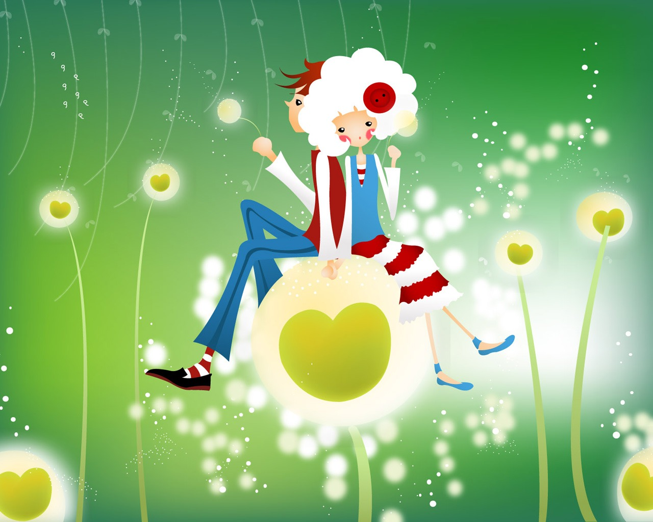 Animated Love Wallpaper Cartoons Anime Wallpapers
