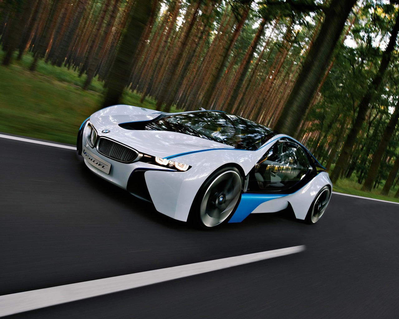 BMW Vision Wallpaper Cars Wallpapers