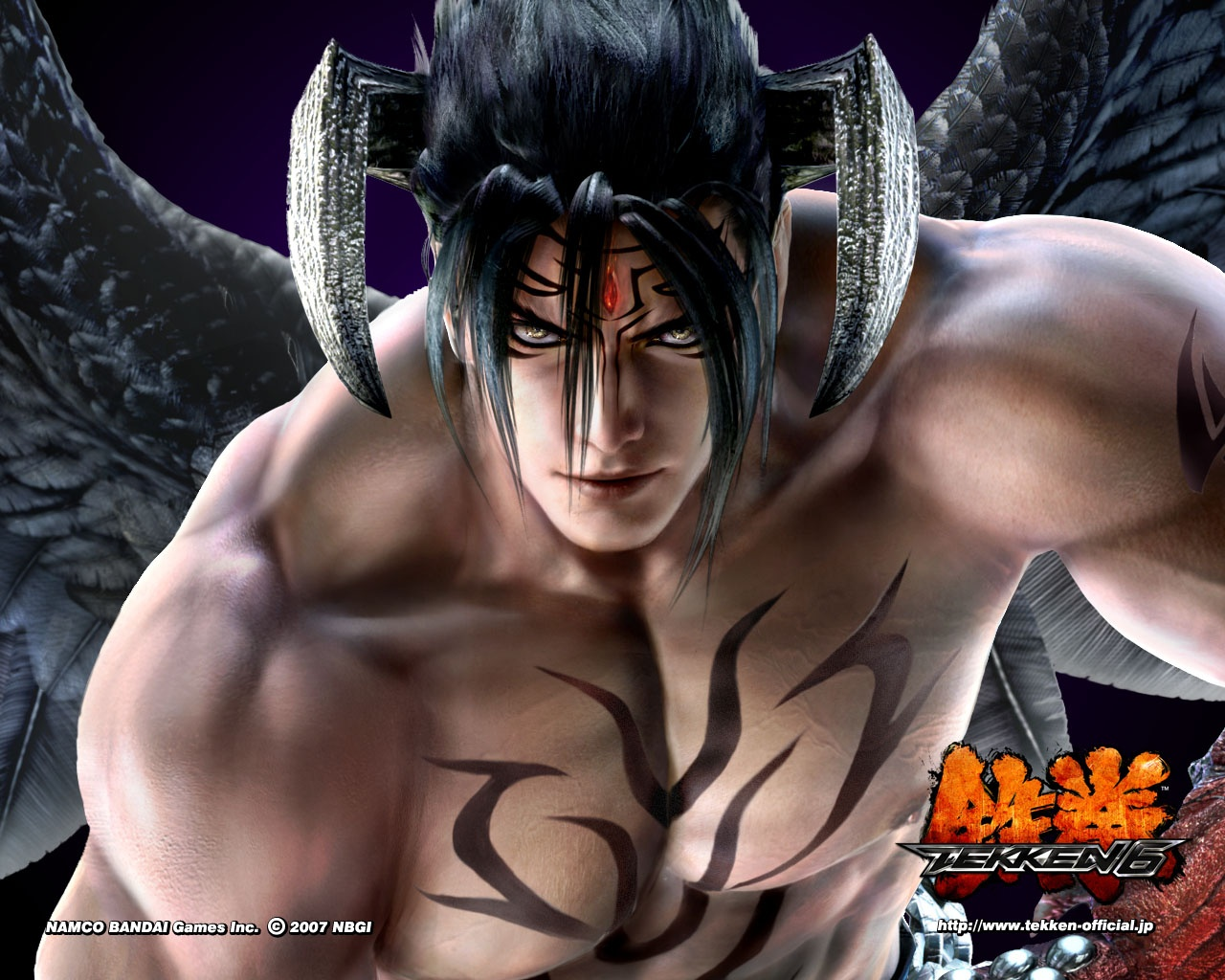 Devil Jin Tekken 6 Wallpapers In Jpg Format For Free Download