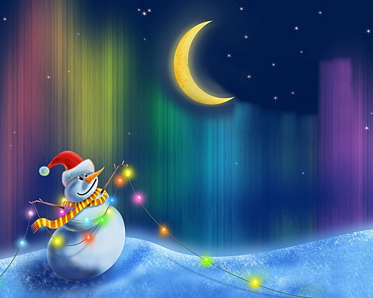 happy snowman wallpaper christmas holidays wallpapers in jpg format