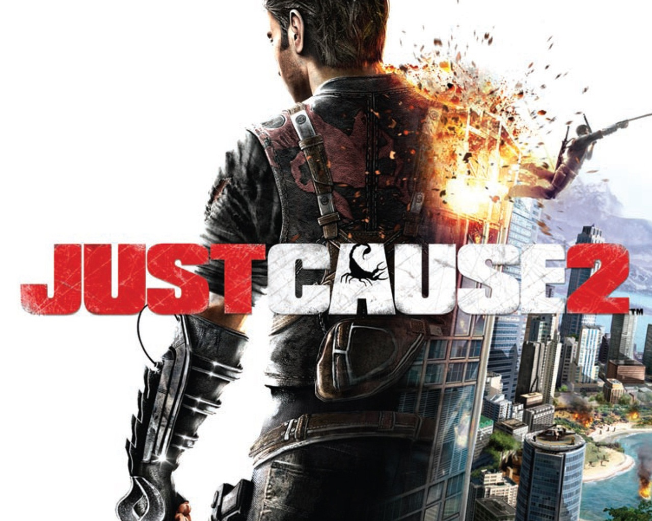 Just Cause 2 PS3 Game Wallpapers in jpg format for free download