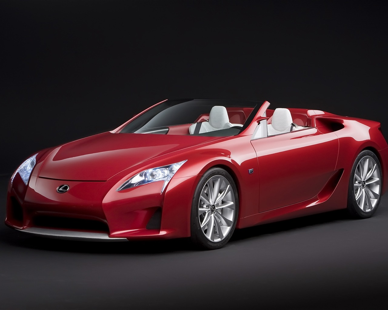 Lexus Lf A Roadster Wallpaper Cars Wallpapers