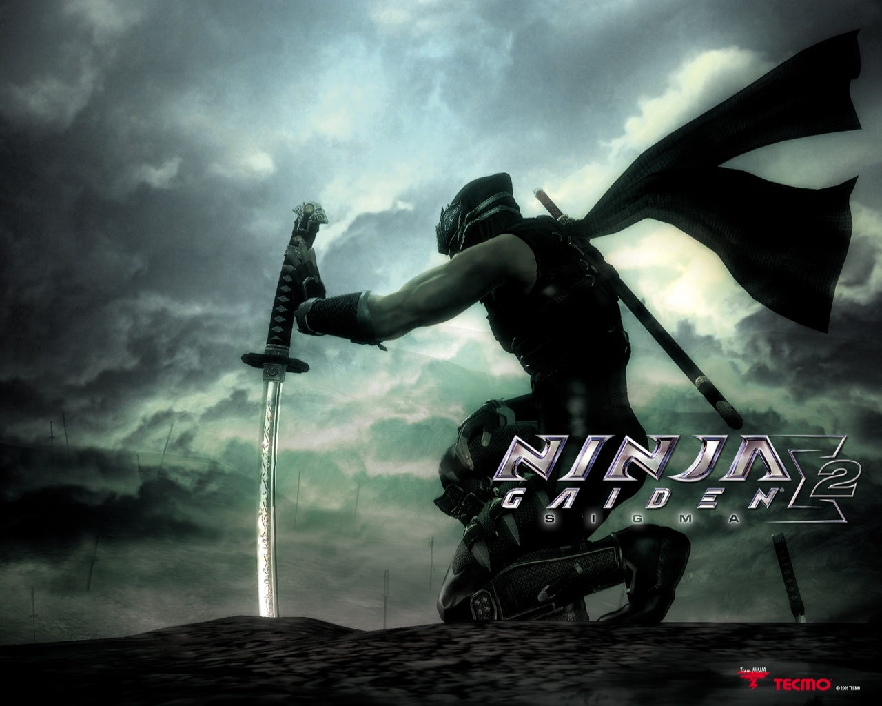 HD Ninja Backgrounds