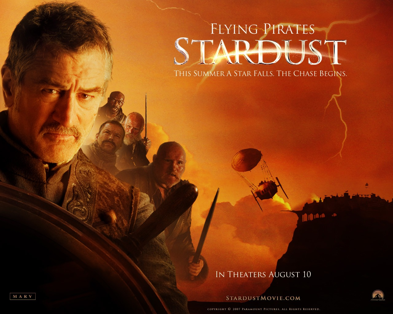 Stardust Captain Shakespeare Wallpaper Stardust Movies Wallpapers In