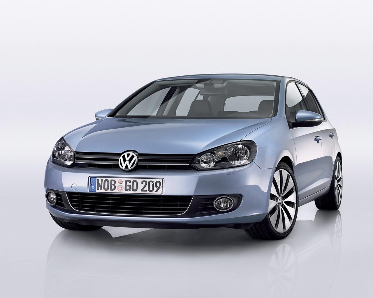 VW Golf VI Wallpaper Volkswagen Cars Wallpapers