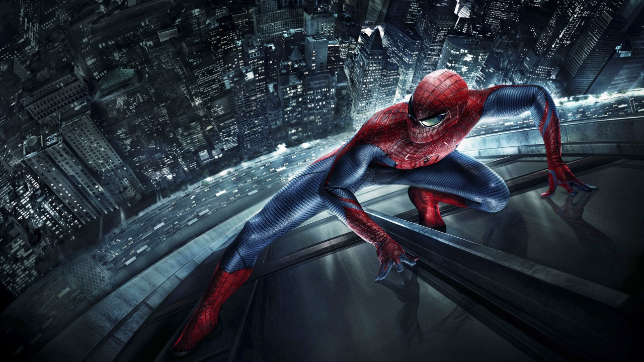 Peter Parker Amazing Spider Man Wallpapers In Jpg Format For Free