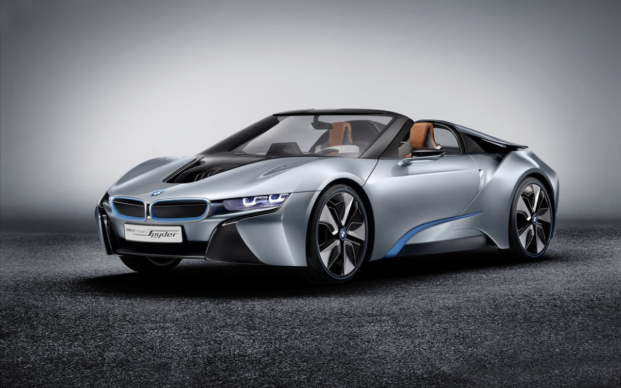Bmw I8 Spyder Wallpapers In Jpg Format For Free Download