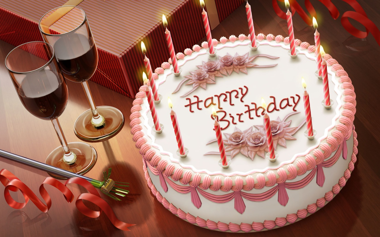 Free Download Happy Birthday Wallpapers
