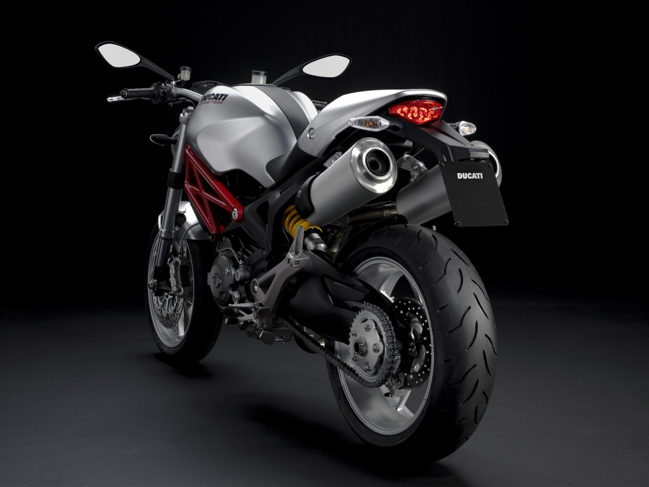 Ducati Monster 1100 Rear Wallpapers In Jpg Format For Free Download