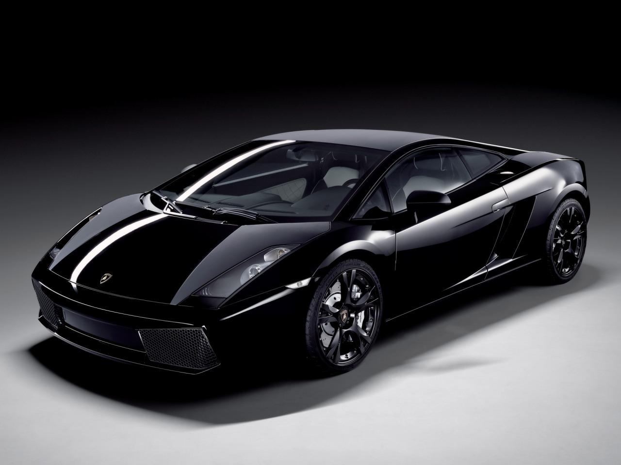 Lamborghini Gallardo Black Wallpaper Lamborghini Cars Wallpapers