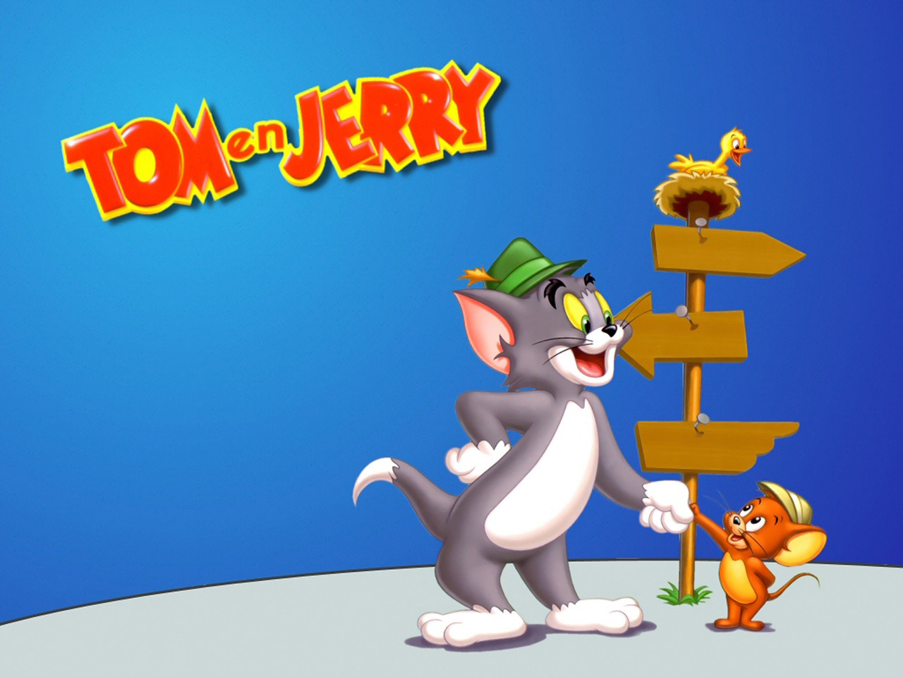 Tom And Jerry Wallpaper Cartoons Anime Animated Wallpapers