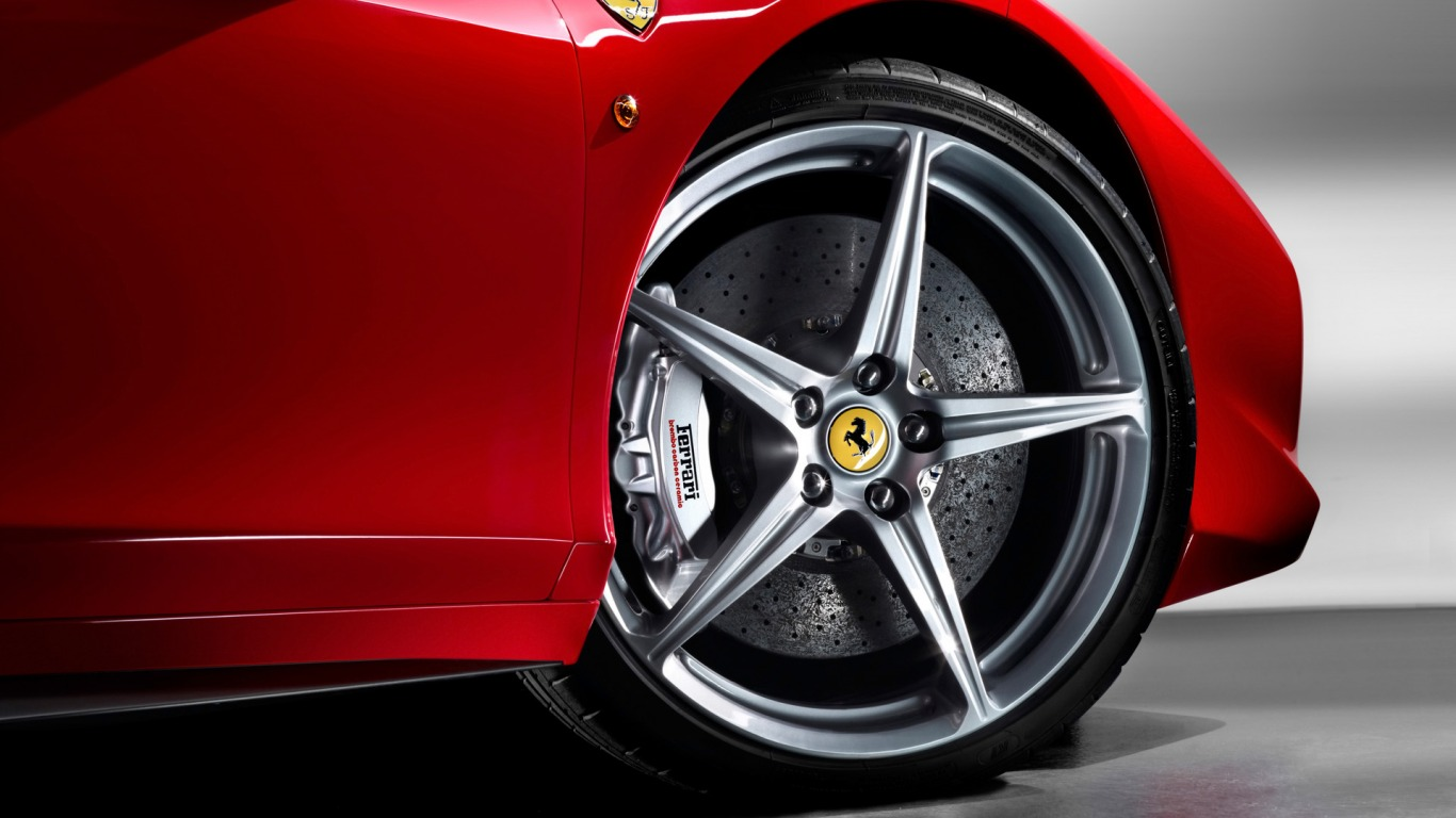 ... Ferrari Rims Wallpaper Ferrari Cars Wallpapers