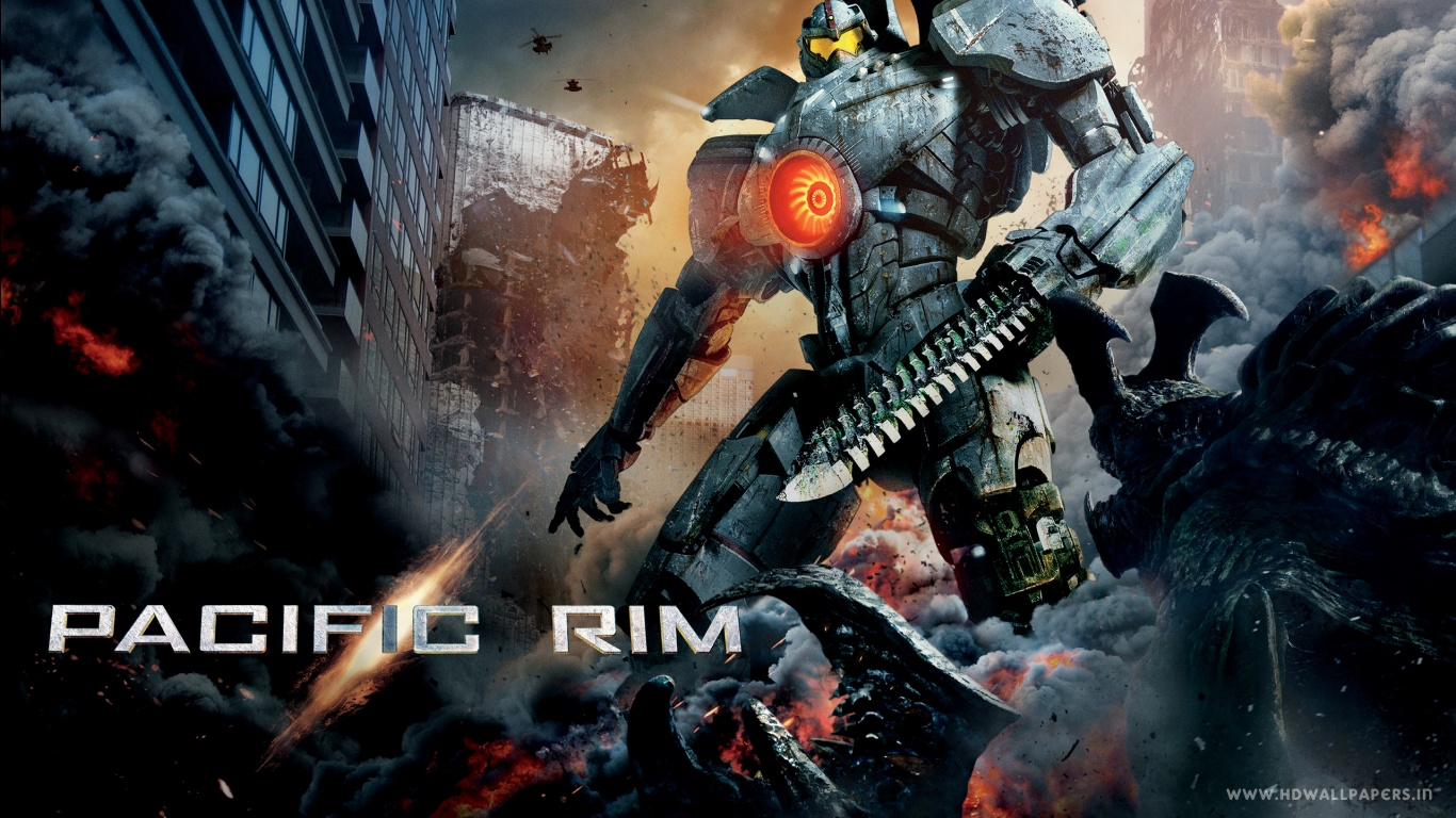 Pacific Rim Movie Wallpapers
