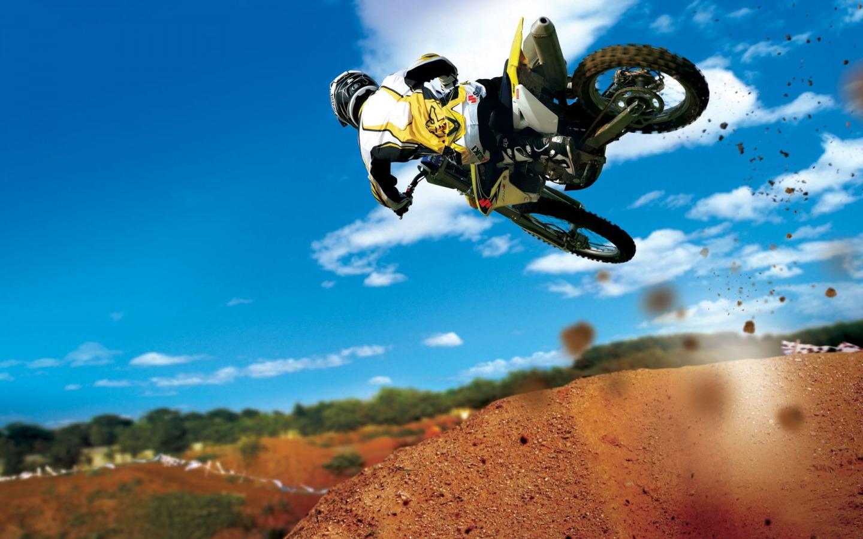 Dirt Bike Jump Wallpaper Dirt Bikes Motorcycles Wallpapers In Jpg Format For Free Download