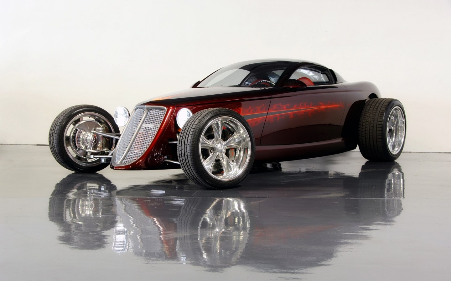 Foose Coupe Wallpaper Hot Rods Cars Wallpapers in jpg format for ...