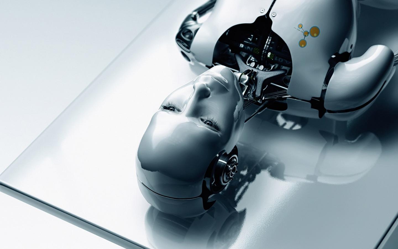 Android Logo Robotics Desktop