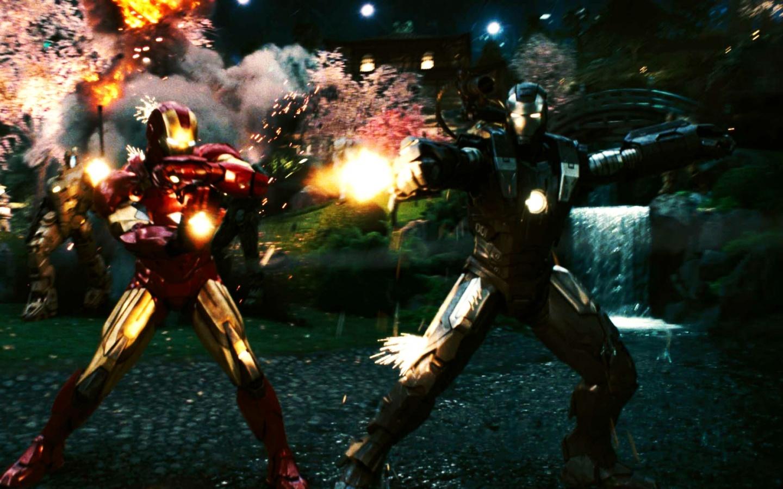 download iron man 2 game