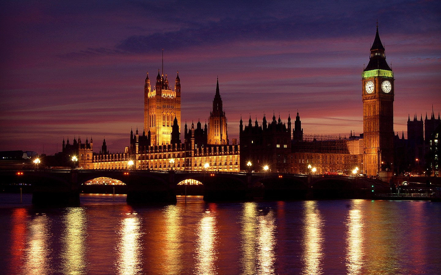 London At Night Wallpapers