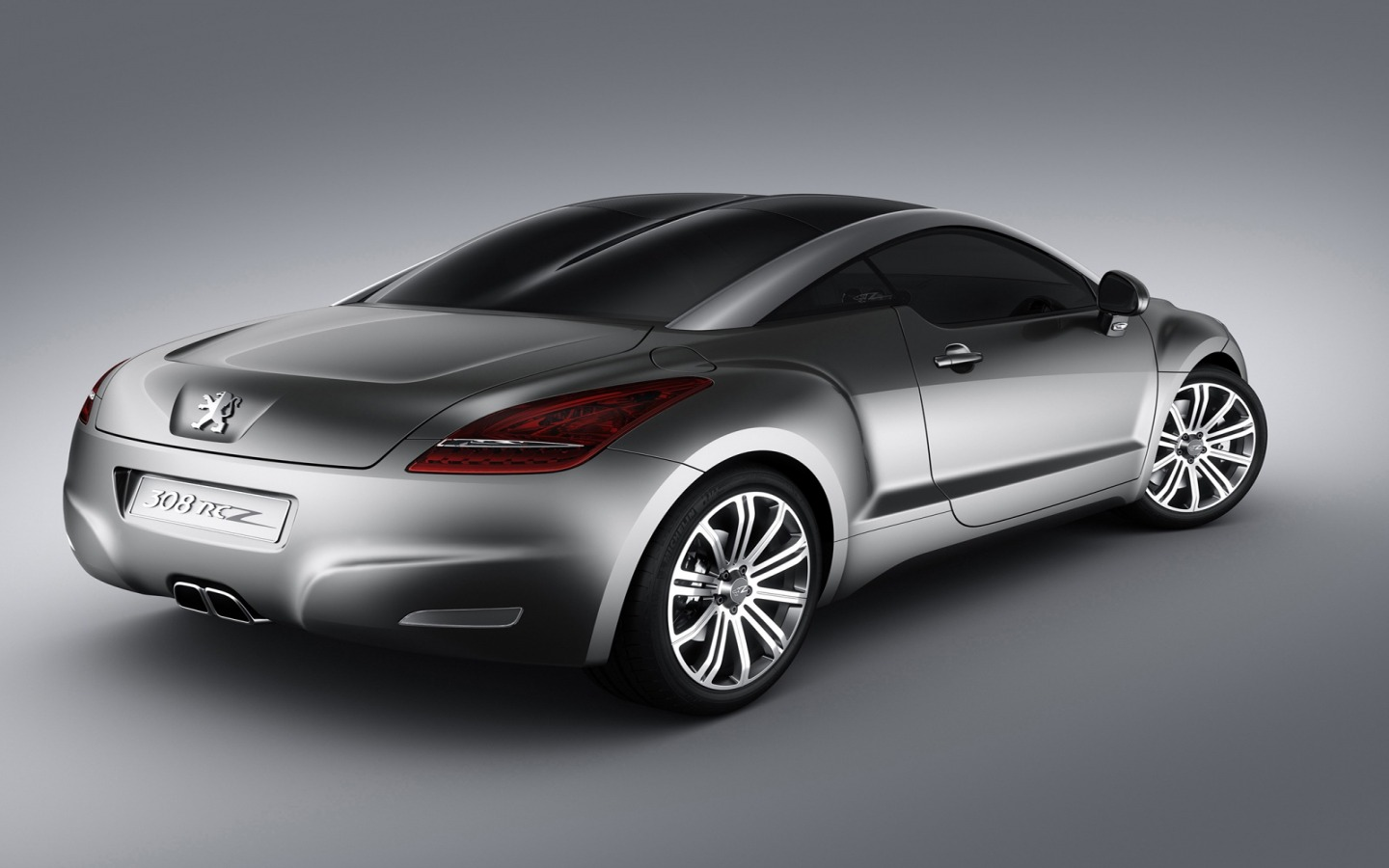 Peugeot Rcz Rear And Side Wallpaper Peugeot Cars Wallpapers In