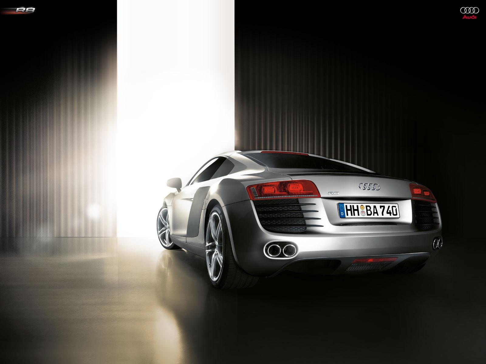Audi R8 Rear Wallpaper Audi Cars Wallpapers In Jpg Format For Free