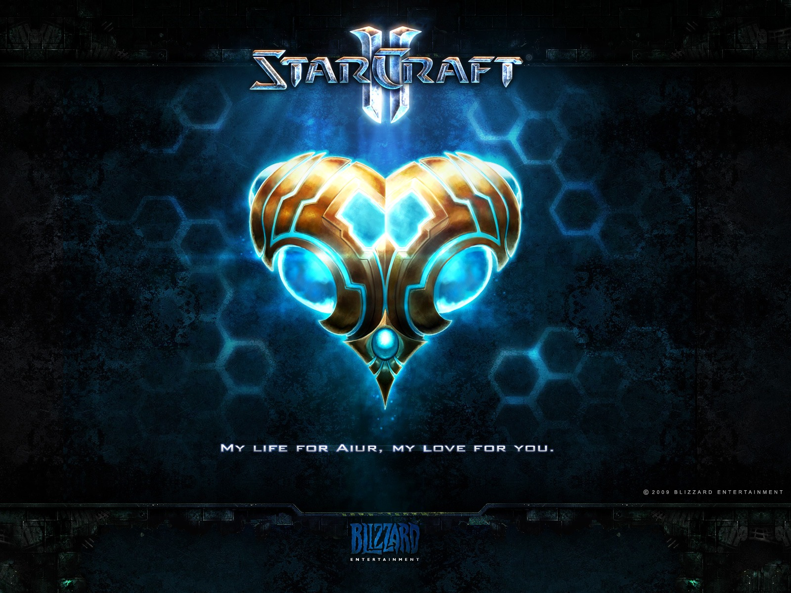 Blizzard Starcraft 2 Wallpaper Games Wallpapers