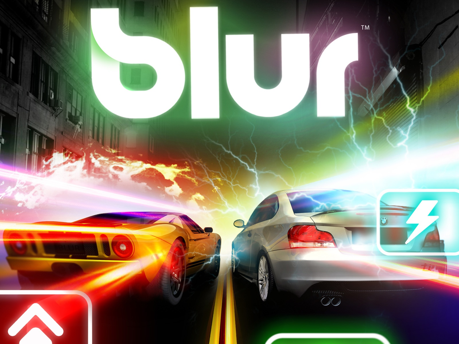 Blur Game Xbox PS3 PC Wallpapers in jpg format for free download