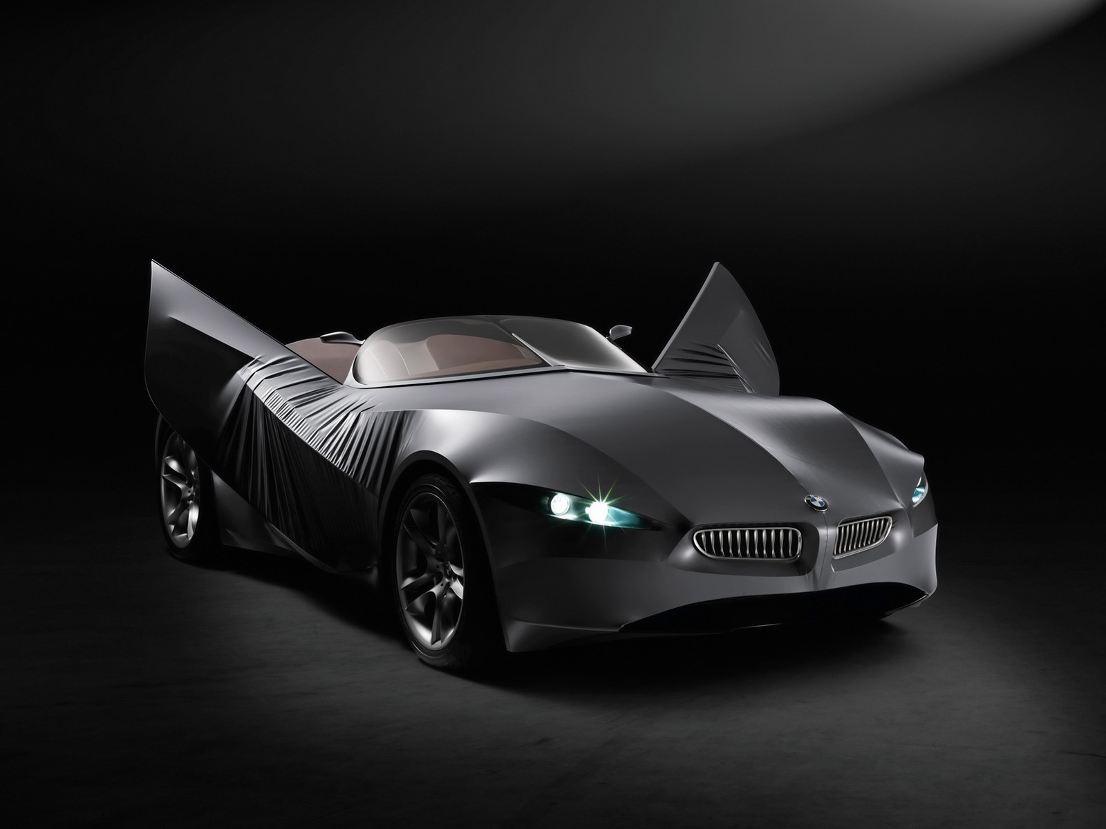 Captivating BMW Gina Concept Wallpaper BMW Cars