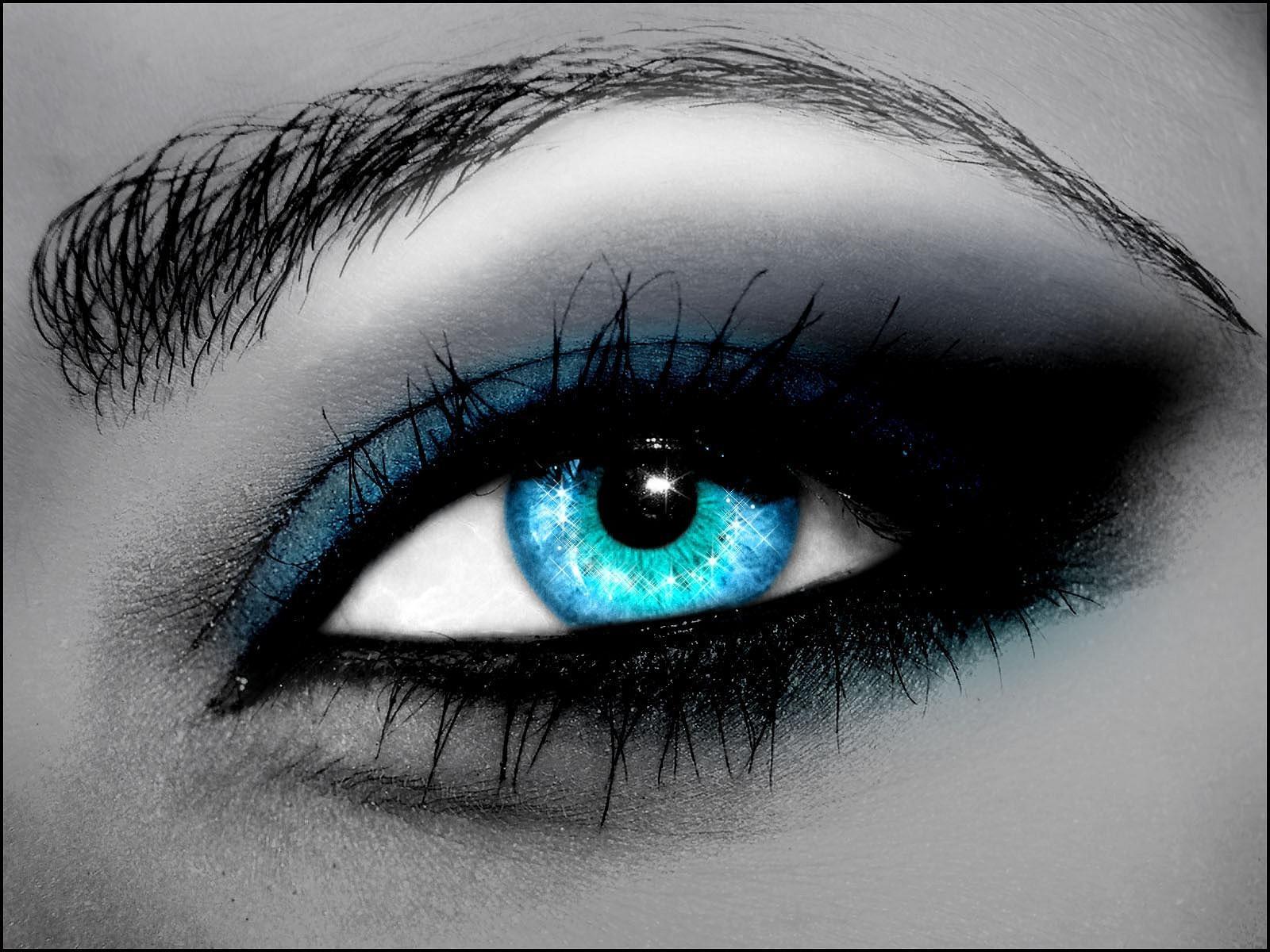 Beautiful Eyes Wallpaper