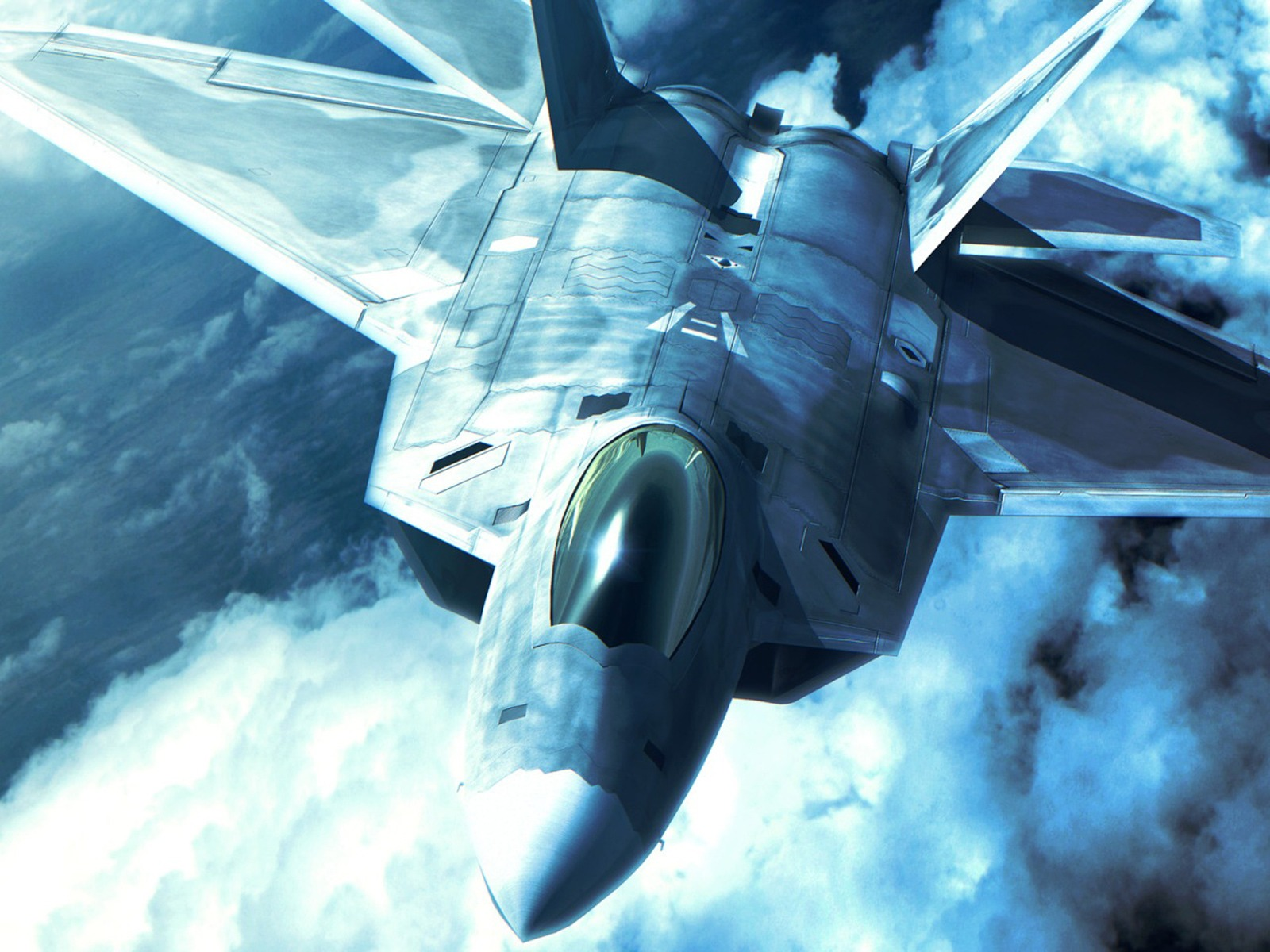 F 22 Raptor Wallpaper Military Aircrafts Planes Wallpapers In Jpg