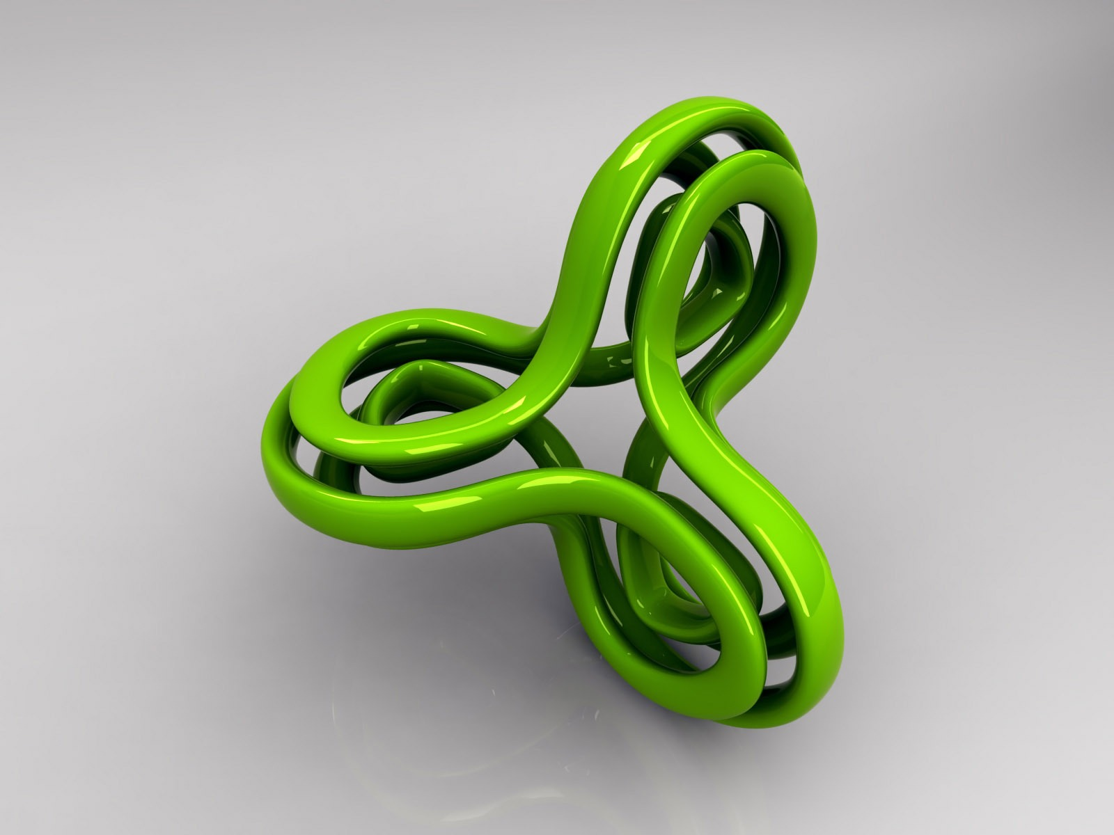Green loop wallpaper abstract d wallpapers for free download