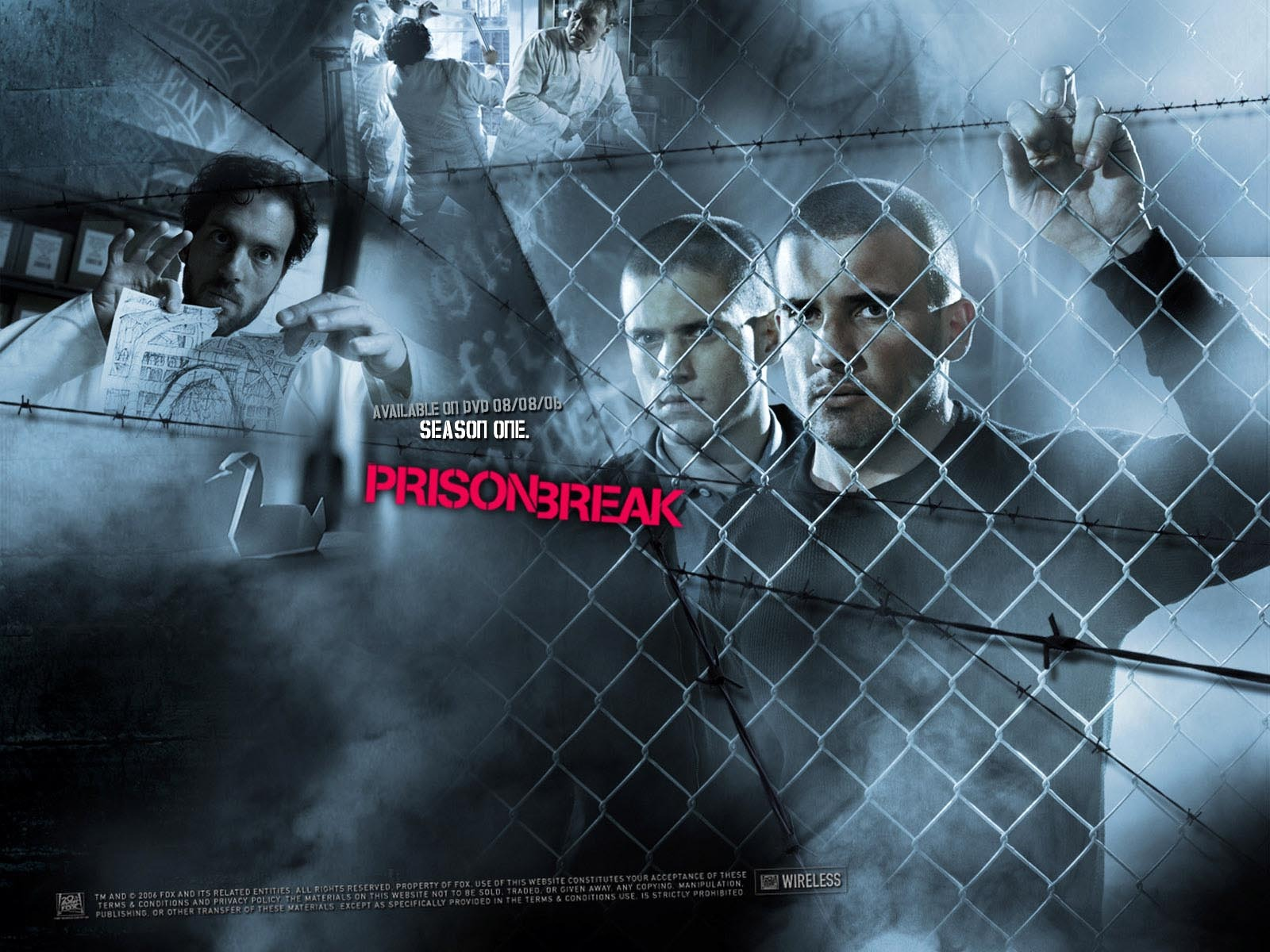Haywire Burrows Scofield Wallpaper Prison Break Movies Wallpapers In Jpg Format For Free Download