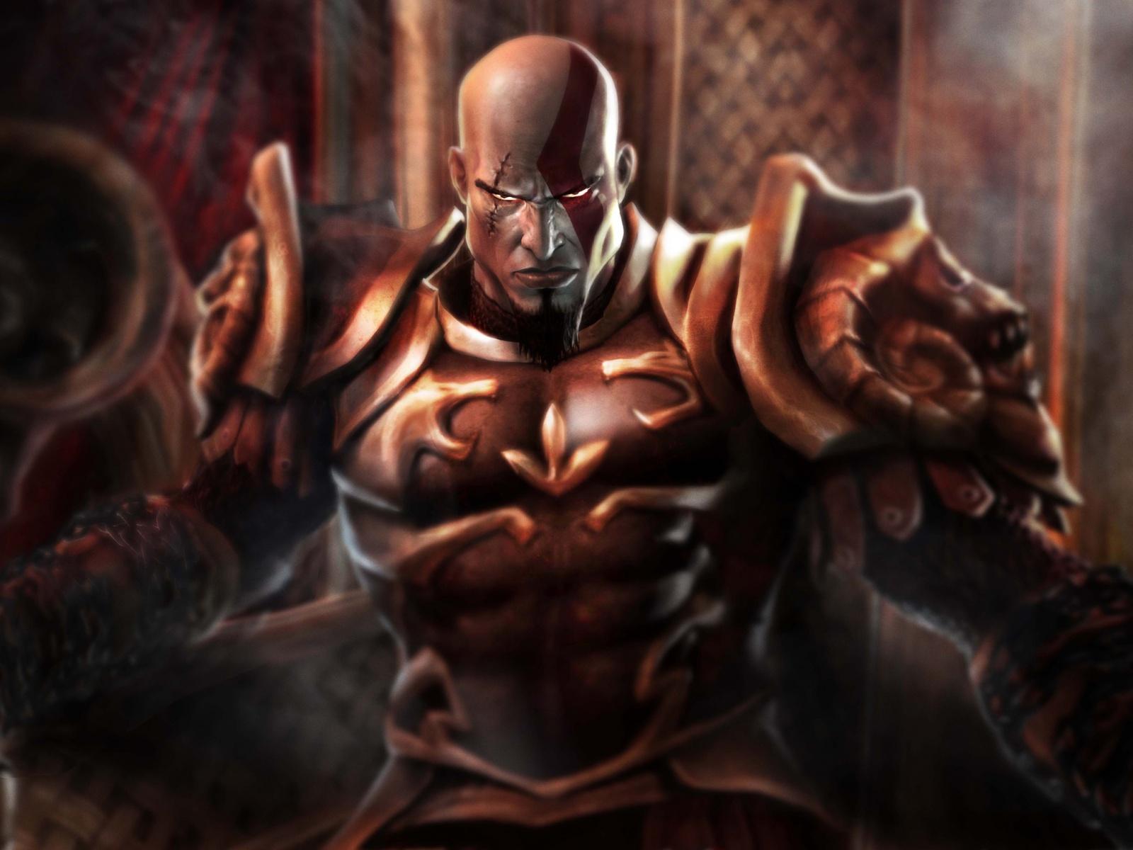 Kratos god of war wallpapers in jpg format for free download kratos god of war wallpapers voltagebd Images