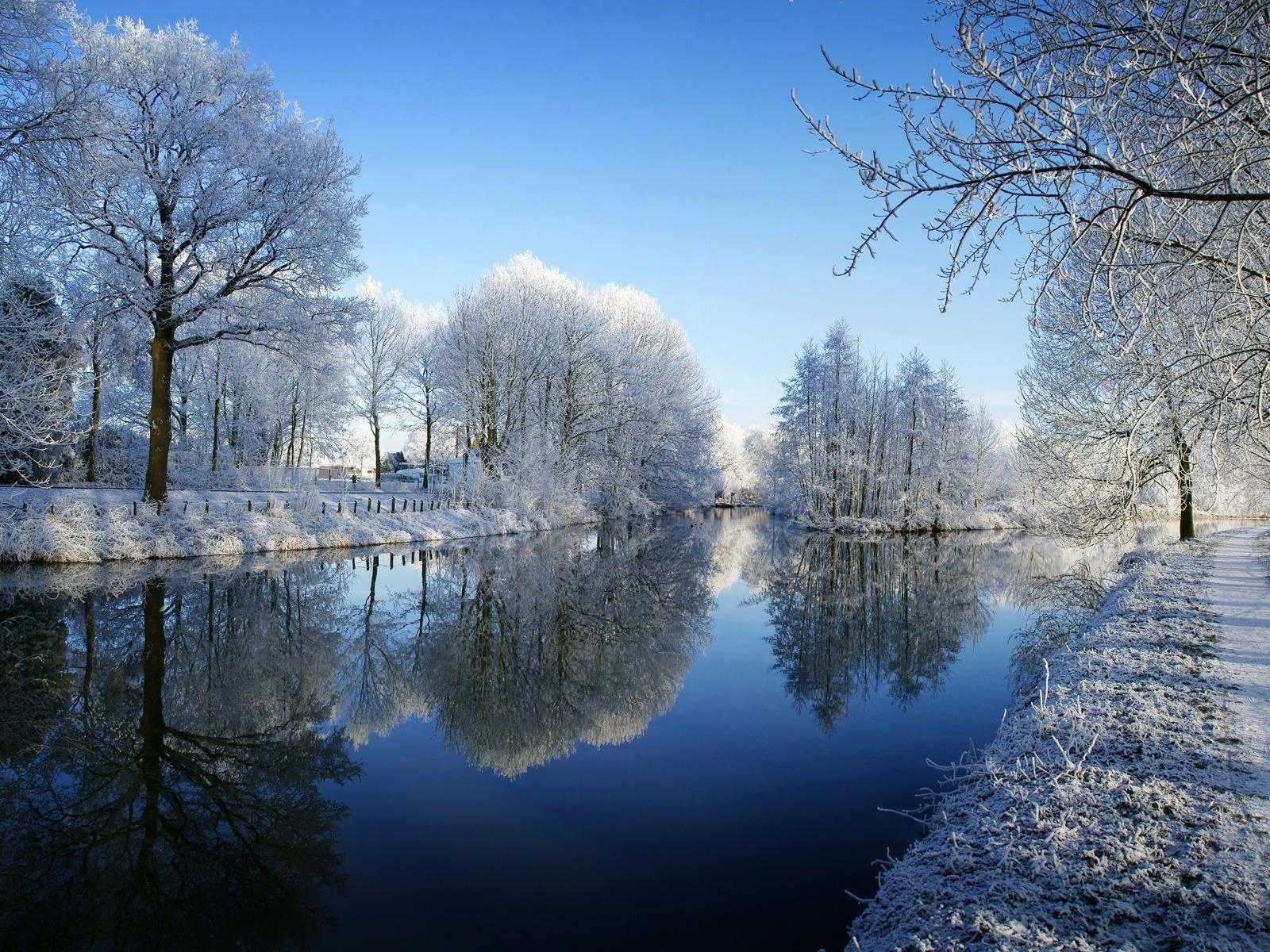 kromme rijn wallpaper winter nature wallpapers in jpg format for