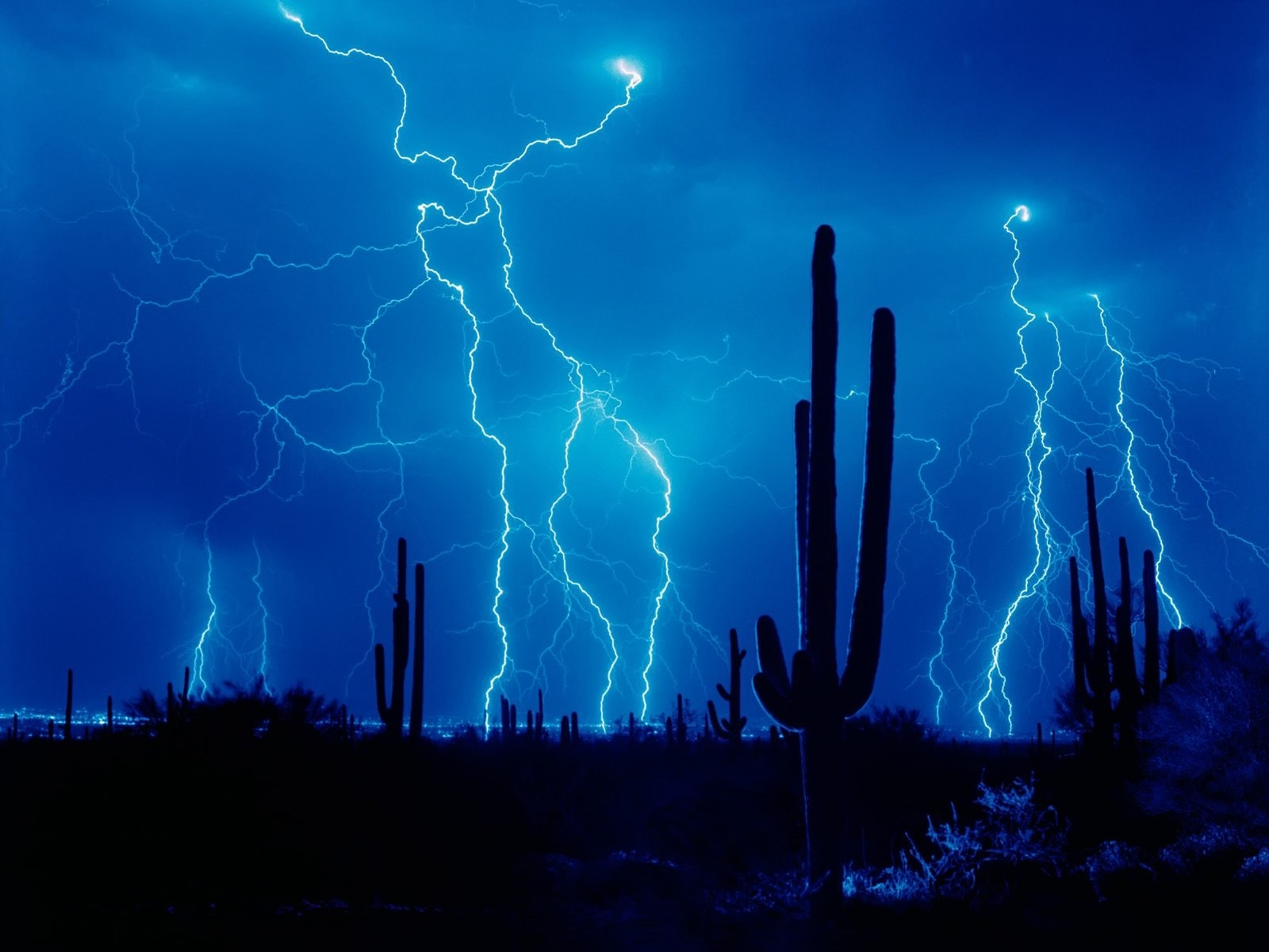 Lightning Wallpaper Thunderstorms Nature Wallpapers
