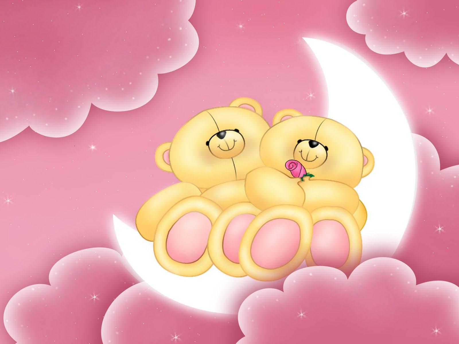 Beautiful Wallpaper Love Teddy Bear - love_teddies_5901  Perfect Image Reference_896410.jpg