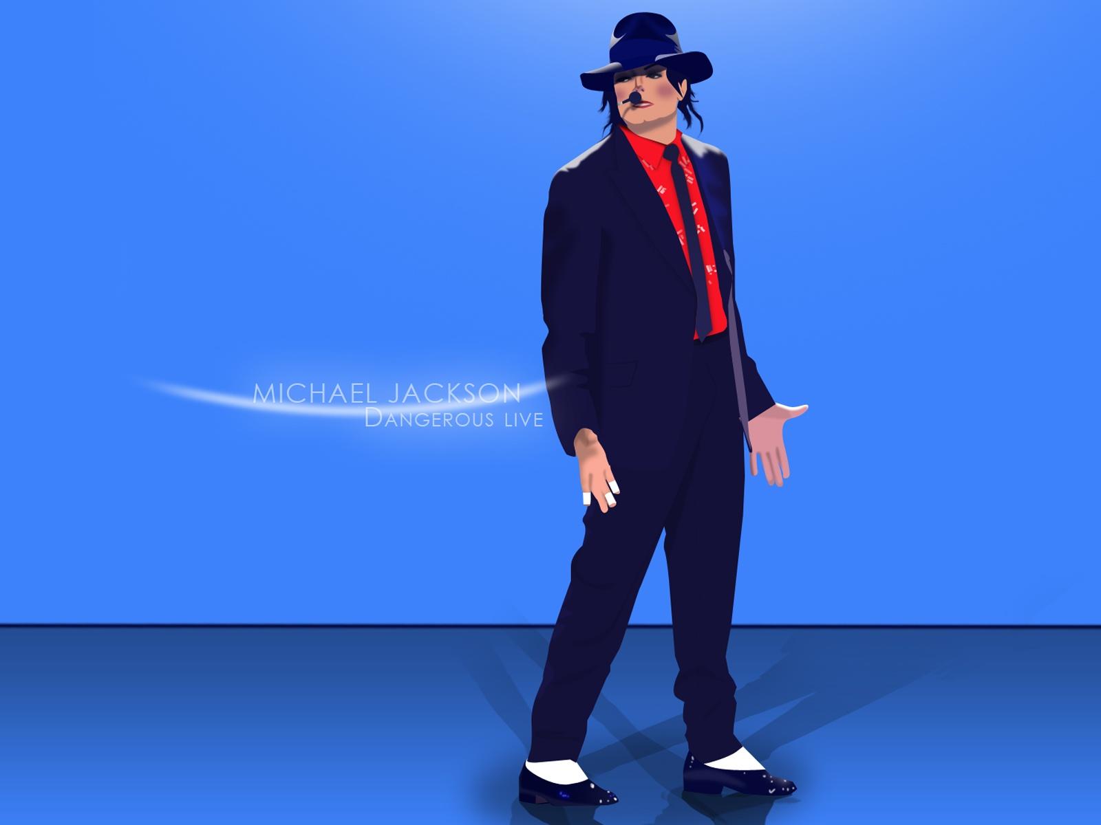 Wallpaper download live - Michael Jackson Dangerous Live