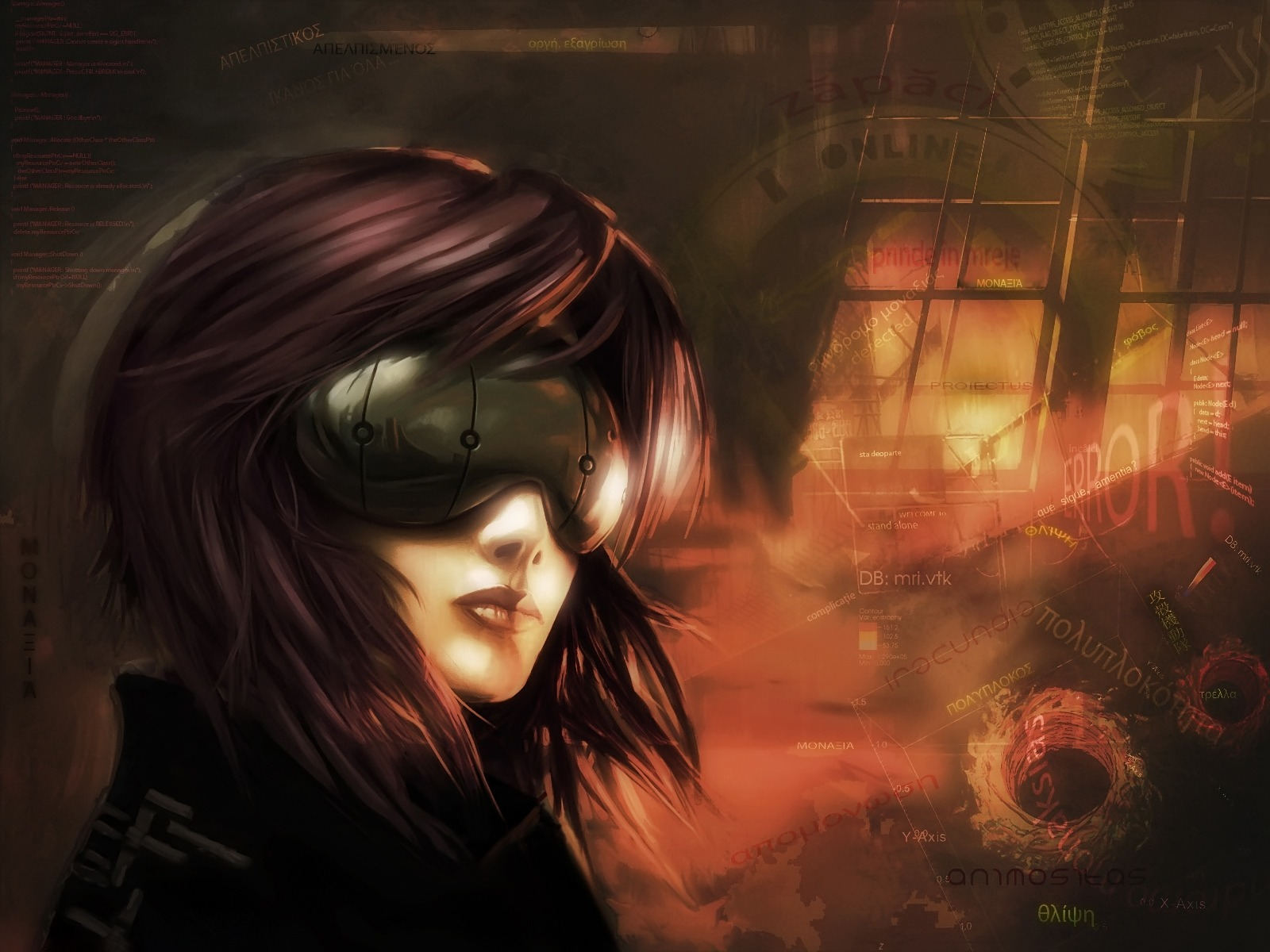 motoko wallpaper japanese characters anime animated wallpapers in
