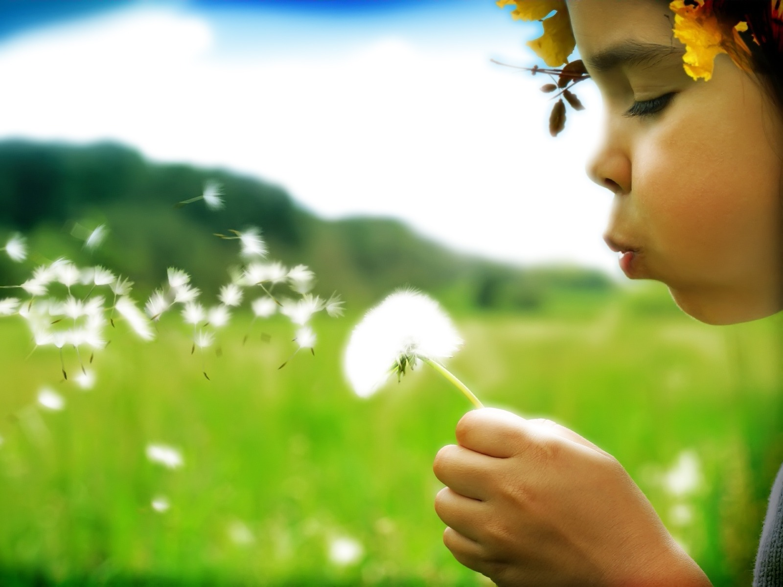 Nature Child Wallpaper Miscellaneous Other Wallpapers in jpg format