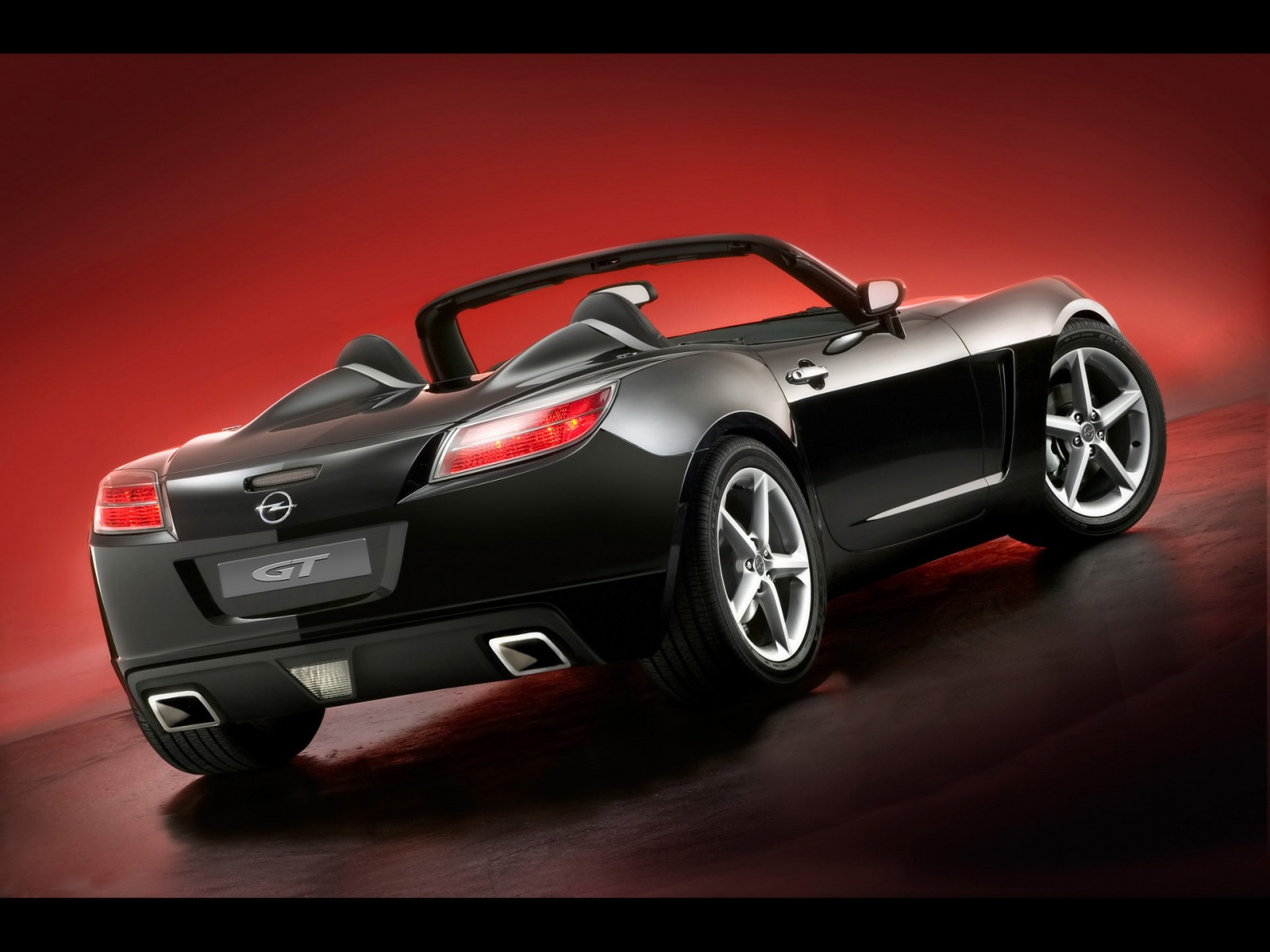 Opel Gt Cabrio Wallpaper Opel Cars Wallpapers In Jpg Format For
