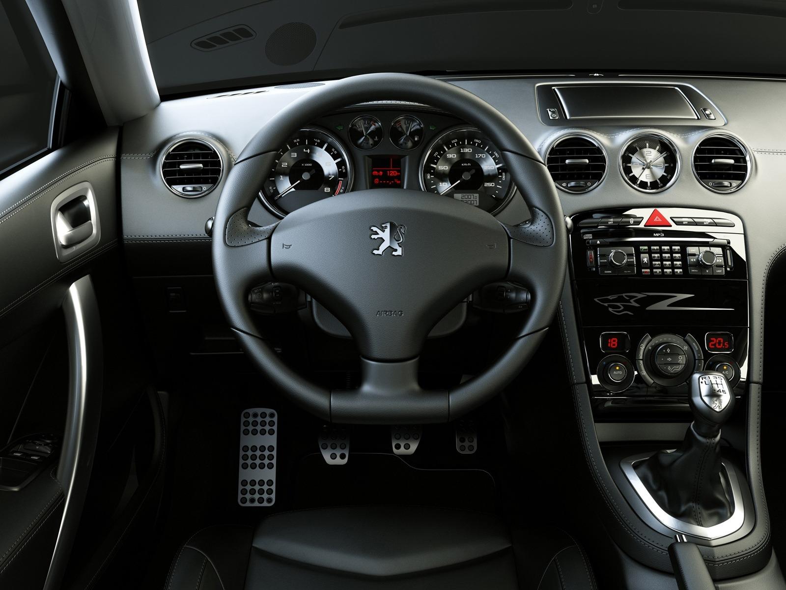 Peugeot 308 RCZ dashboard Wallpaper Peugeot Cars Wallpapers in jpg ...