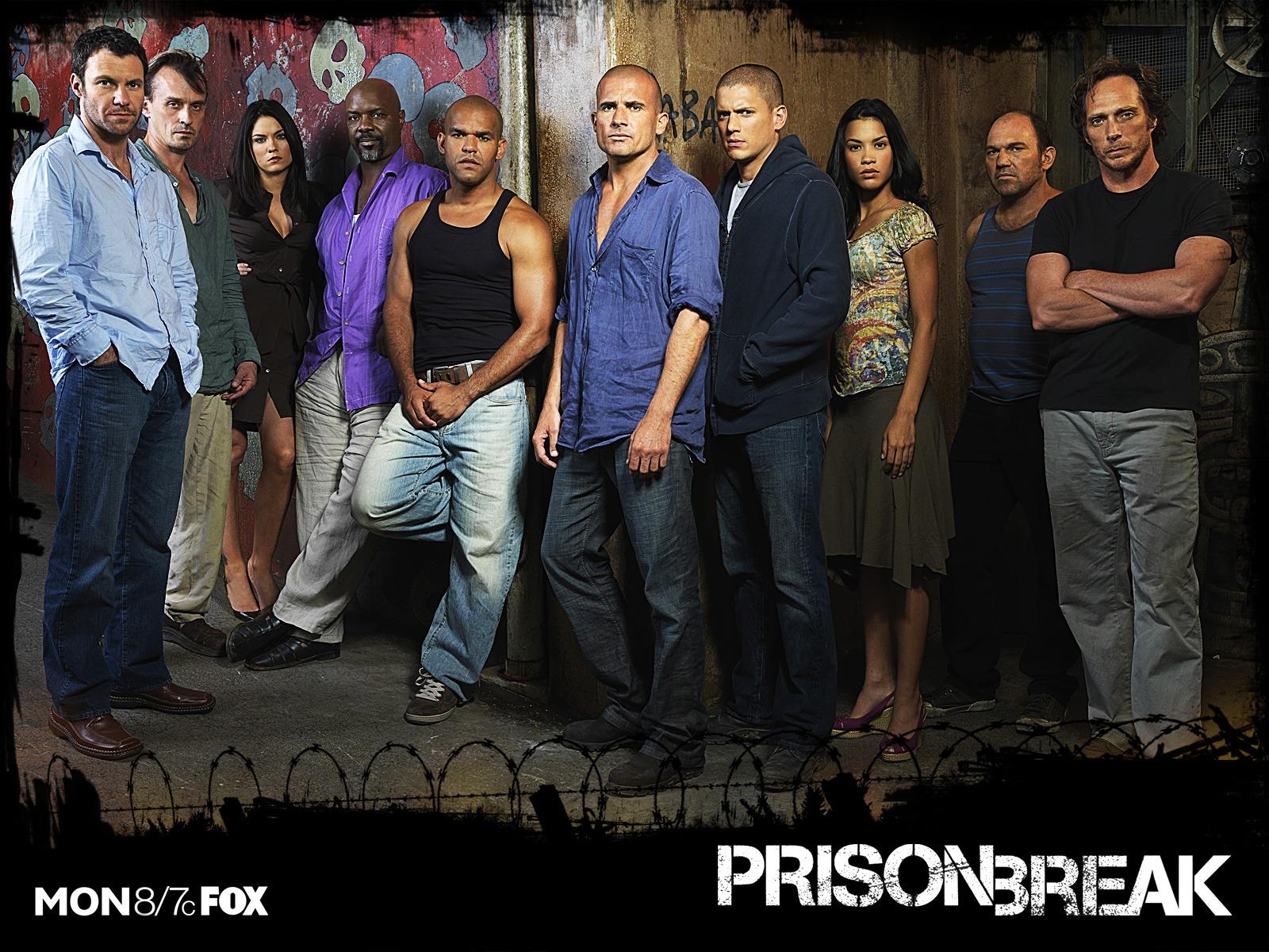 Побег из тюрьмы 1 сезон скачать через торрент.