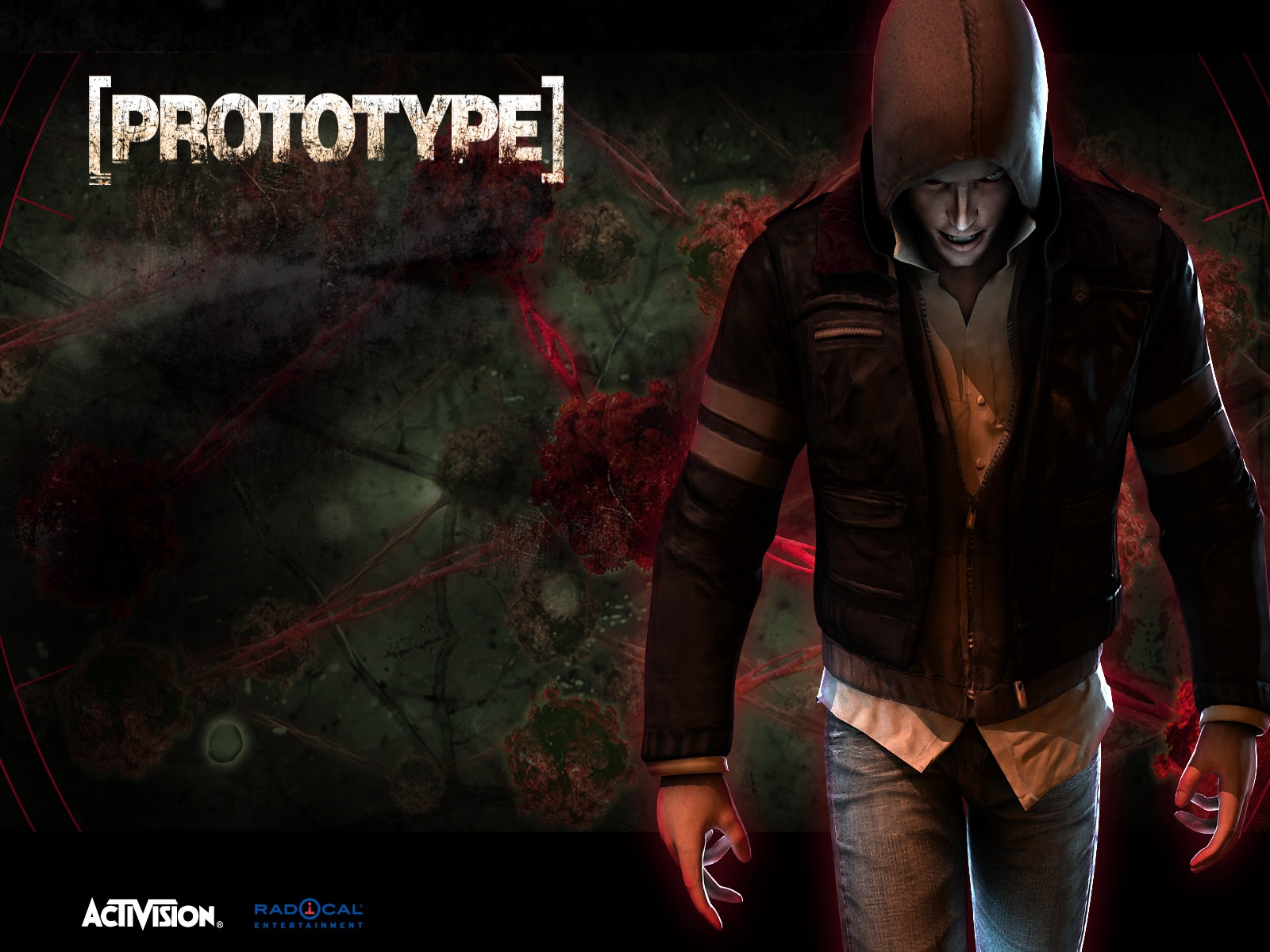 Prototype Wallpaper Other Games Games Wallpapers In Jpg Format For