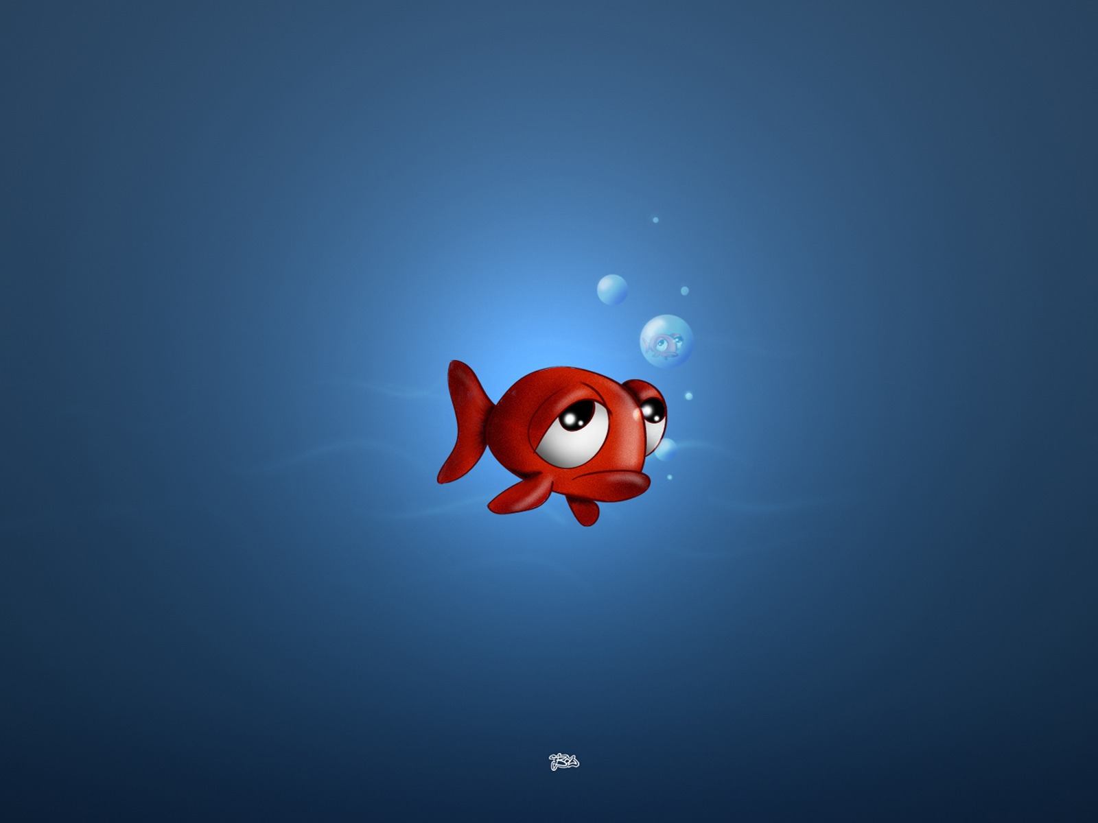 sad fish wallpapers for free download about 34 wallpapers